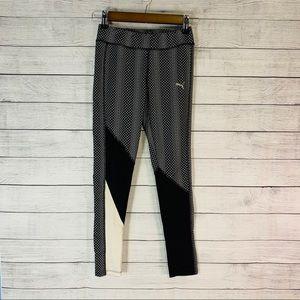 Puma Black Athletic Legging Size M
